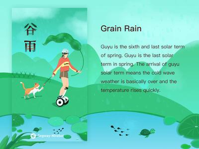 Grain Rain (6th solar term)