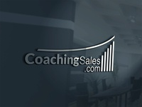 CoachingSales.com, Logo Design.