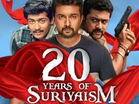 20 Years of #Suriyaism Special Design !