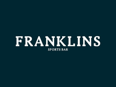 Franklins branding sports belfast logo design branding bar
