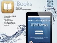 iBooks NDL Novice diver/diver