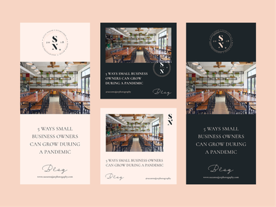 Suzan Najjar Blog Share instagram stories instagram stories pinterest photography template social media social share blog suzan najjar illustration branding graphic design graphic design