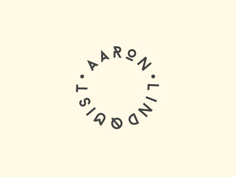 Aaron Lindquist's Circle Logo