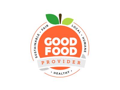Good Food Provider Logo