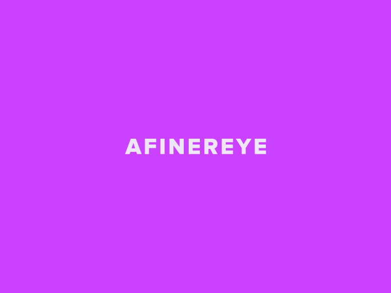 AFINEREYE Logo