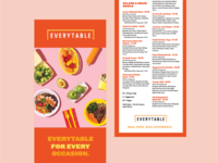 Everytable Catering Menu