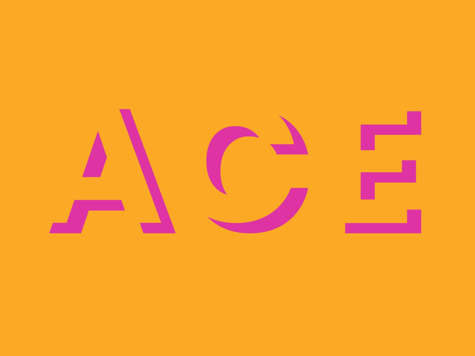 Ace dribbble logo 06