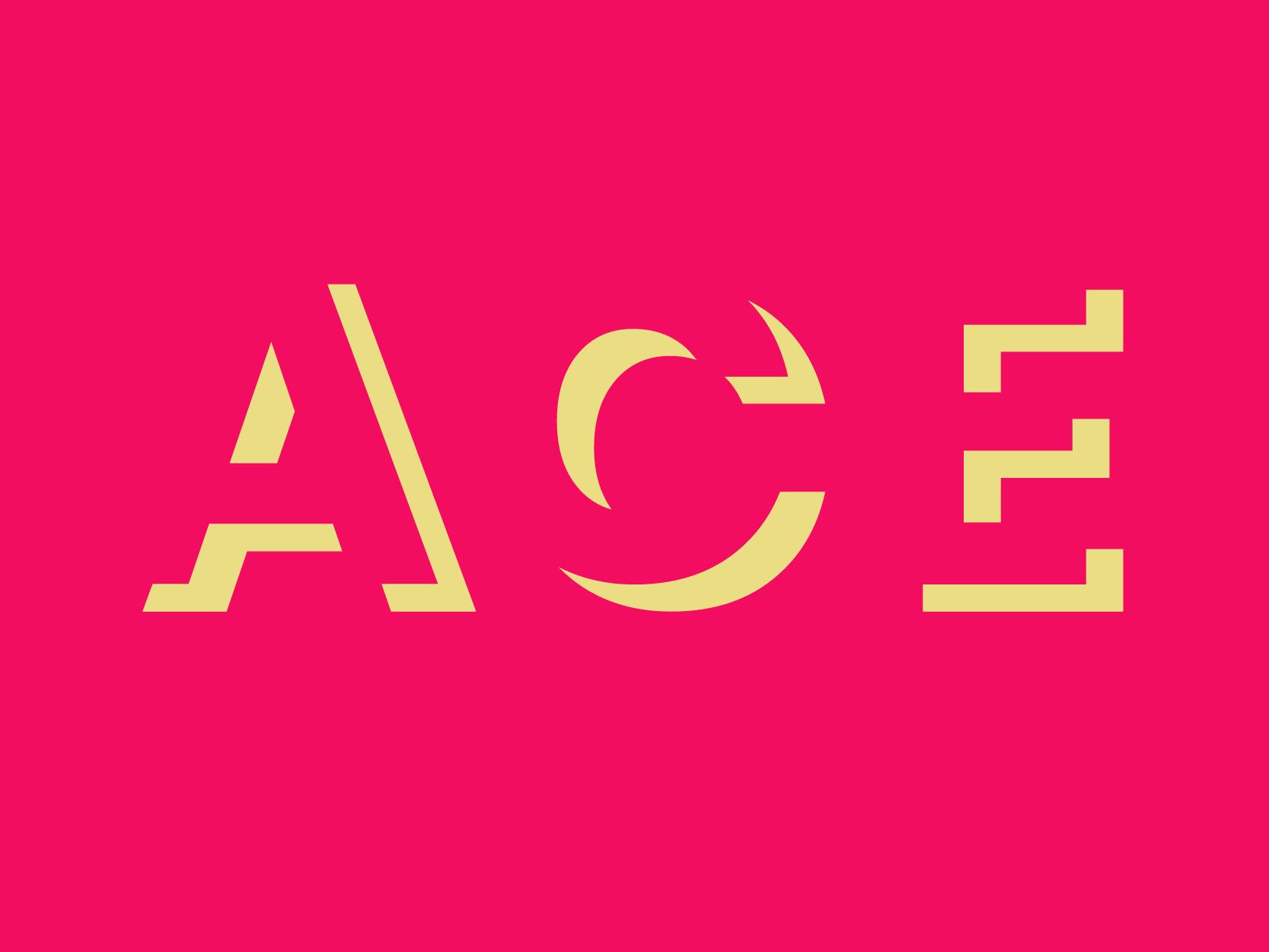 Ace dribbble logo 05