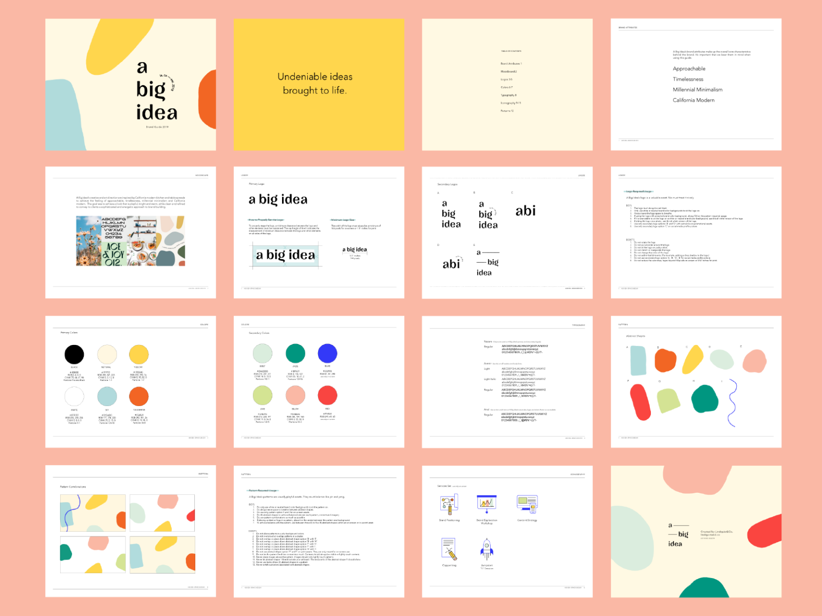 A Big Idea Brand Guide 2019