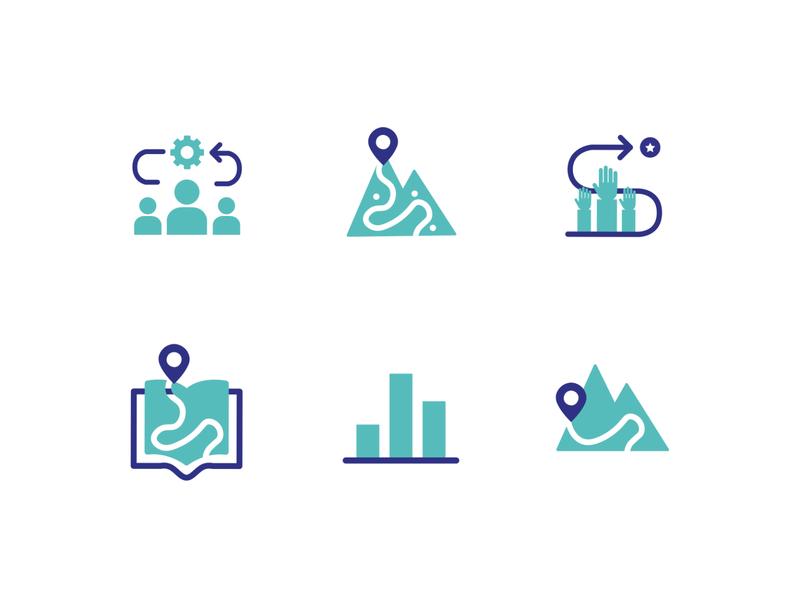 Region 1 Best Start Iconography vector icon iconography illustration graphic design graphic design