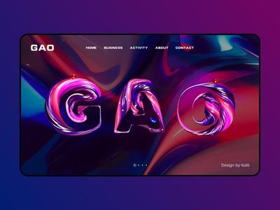Gao web design