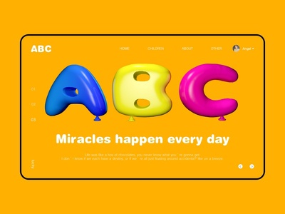 ABC web design