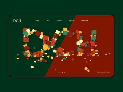 DCH_web design