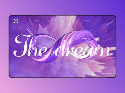 The dream_web design