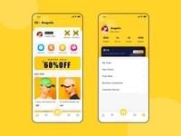 Wechat applet design