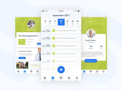 Axis-app for supporting alcohol and drug addicted people client ux ui developement therapy psychologist alcoholic alcohol doctor app coaching coach addicted health coach health care app design