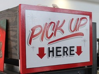 Pick Up Here