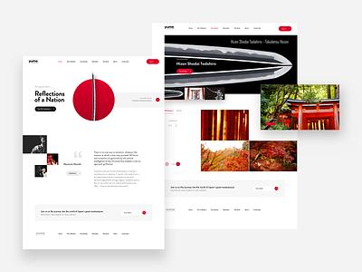 Yume Collection ui design ui  ux web design website product design ux ui
