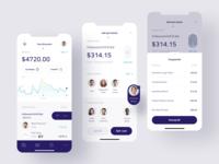 Payment Splitting app