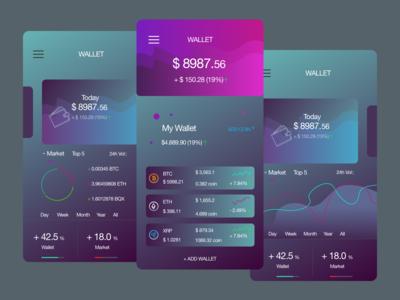 E Wallet Design Concept