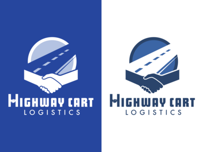 logo for Highway Cart Logistics