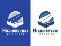 logo for Highway Cart Logistics