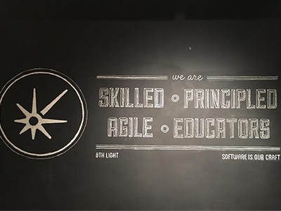 Chalk Drawing design lettering chalkboard chalk typography