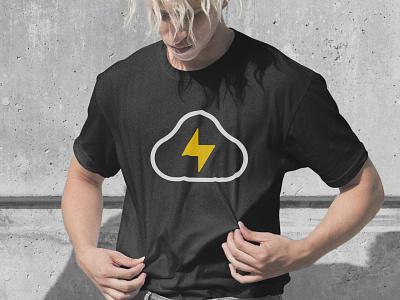 Cloudshot app logo agency logogrid brand black identity grid logo mockup minimal type logo branding