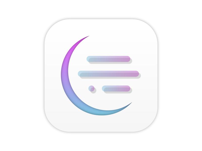 LUABOX affinity design ios logo icon