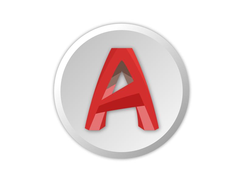 AutoCAD autocad autodesk macos affinity design icon