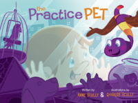 The Practice Pet - Children's Book