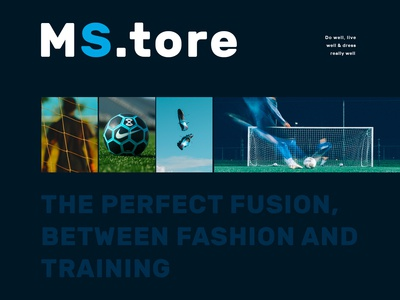 """Online Shop """"MS. tore"""""""