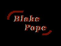 Logo / Blake Pope (Unused)