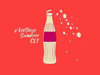 Charlotte Agenda x Coke Banner