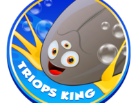 Triops King Logo Re-Design