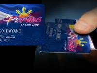 Perlas Bayani Card