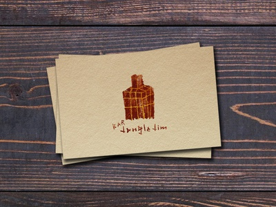 Jangle Jim logo branding