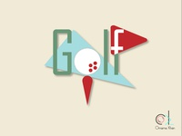 Logo Design - Golf