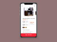 Daily UI 012 - E-Commerce Single Item