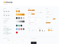 Styleguide aftership
