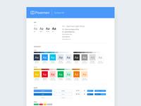 Postmen - UI Style guide