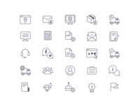 AfterShip Icons