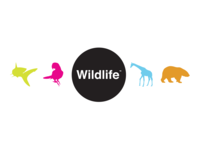 Thirty Day Logo Challenge #5 - Wildlife