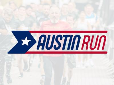 Thirty Day Logo Challenge #7 - Austin Run