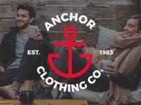 Thirty Day Logo Challenge #10 - Anchor