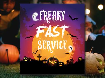 Halloween Advertising