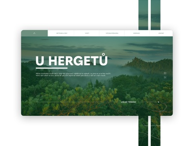 Herget apartments agency shot inspiration style trend brand xd webdesign rezervation ui uxui ux design apartments
