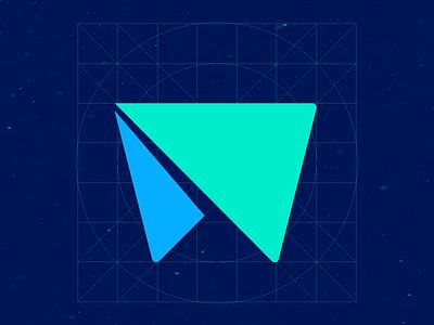Webcomum - Rebranding agency w webcomum branding design flat simple grid rebranding logo