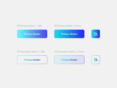 Button - Daily UI #82 styleguide elements button design buttons dailyui082 ecommerce brand identity branding dailyui daily ui dailyuichallenge wordpress daily 100 challenge design dizzarro design