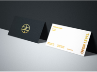 DIZZARRO's Business Card Design